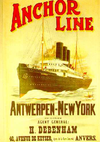 Anchor Line Ad
