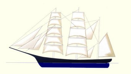 Barque diagram